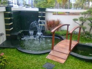 Tukang kolam minimalis di Cawang