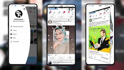 FB Lite Mod Terbaru 2021 Fitur YouTube, Google, Animasi,instal Facebook Lite Mod Update Terbaru 2021,download fb lite transparan terbaik 2021,