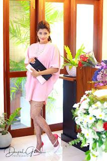 Nadeesha hemamali pink legs