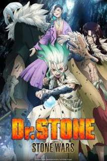 Dr. Stone: Stone Wars – Todos os Episódios