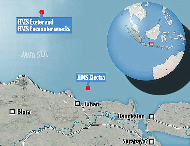 Bangkai Kapal Perang Hilang, Belanda dan Inggris Protes Indonesia