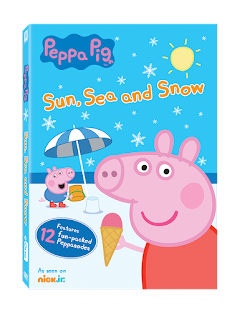 Peppa Pig, kids shows, television series, animated series