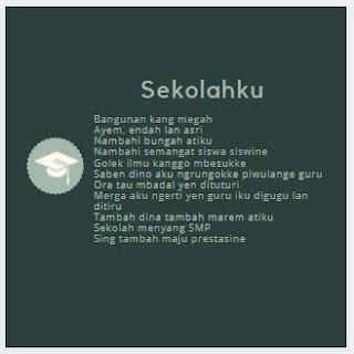 Geguritan Bahasa Jawa tema pendidikan