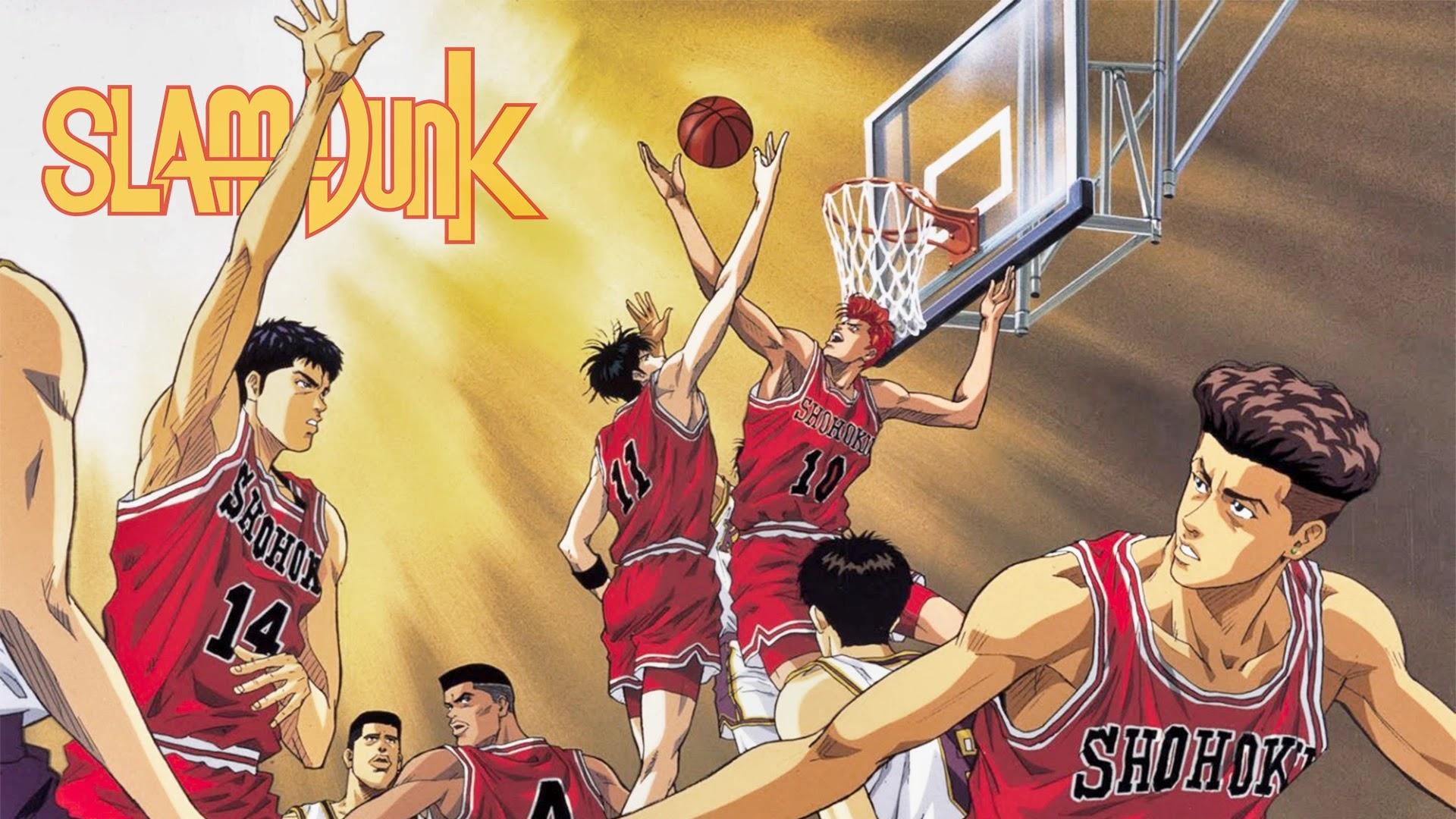 Slam Dunk Wallpaper