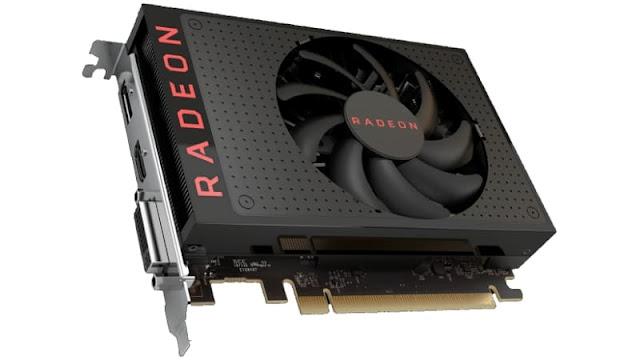 vga card murah - Radeon RX 560