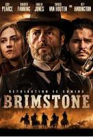 Brimstone (2016) Poster
