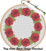http://www.hancockshouseofhappy.com/2019/11/Remembrance-Day-Cross-Stitch-Poppy-Wreath-Free-to-Download.html