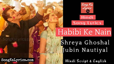 habibi-ke-nain-lyrics