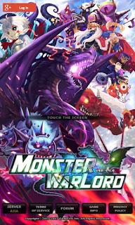 Tips Cara Bermain Monster Warlord Bagi Para Pemula