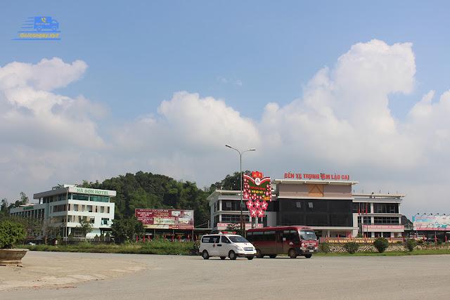 bến xe Lào Cai