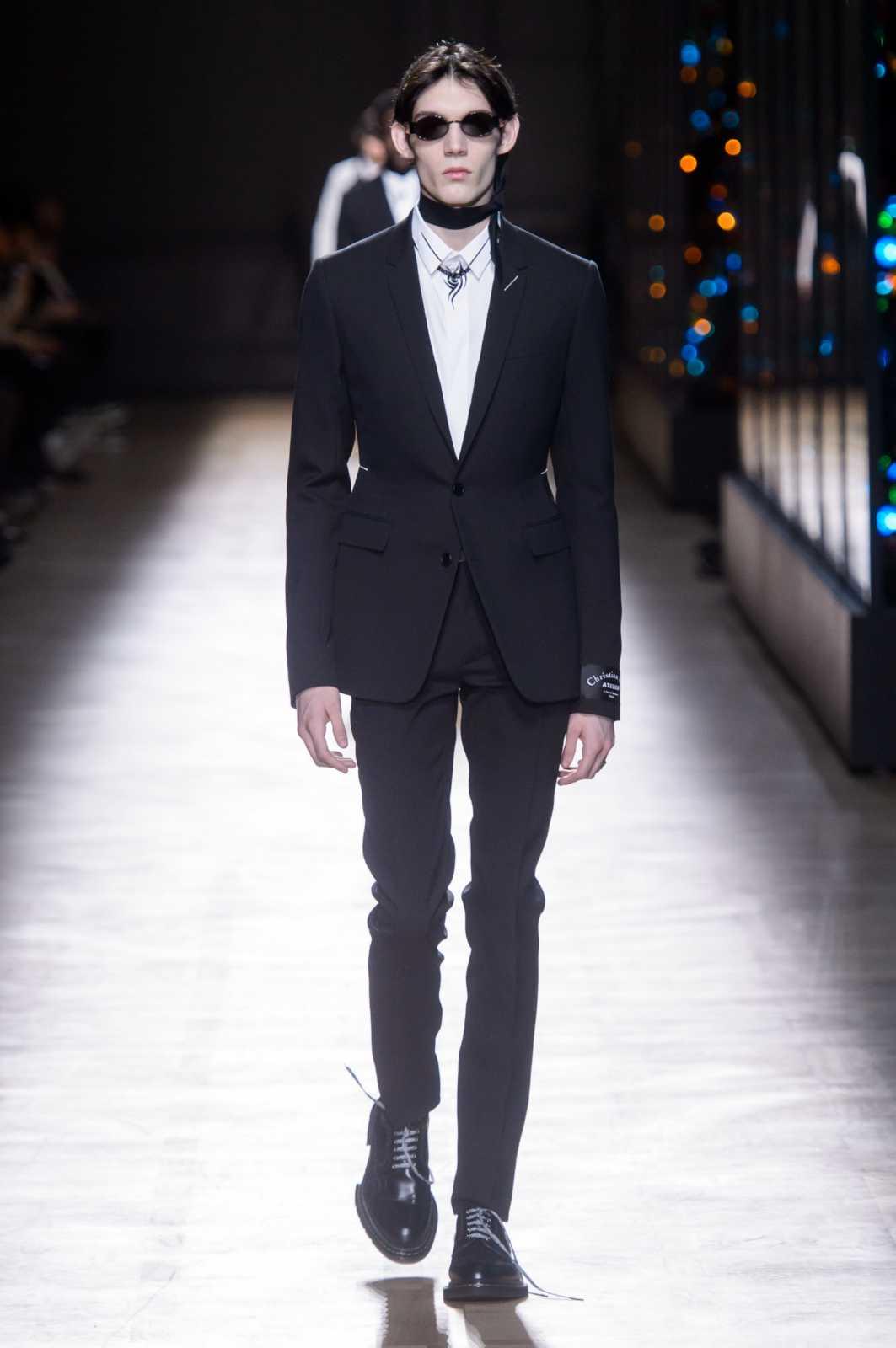 Dior Homme Fall Winter 2018 2019 Paris Fashion Week