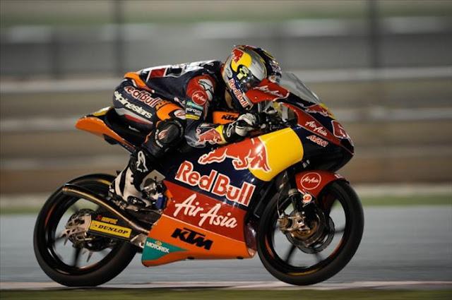 Moto3 - Zulfahmi Khairuddin Ke 6 Di Qatar GP 2013. Bermula dari kedudukan ke 11 dan menamatkan perlumbaan pada kedudukan ke 6!