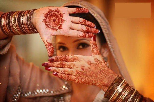 mehndi designs eid collection