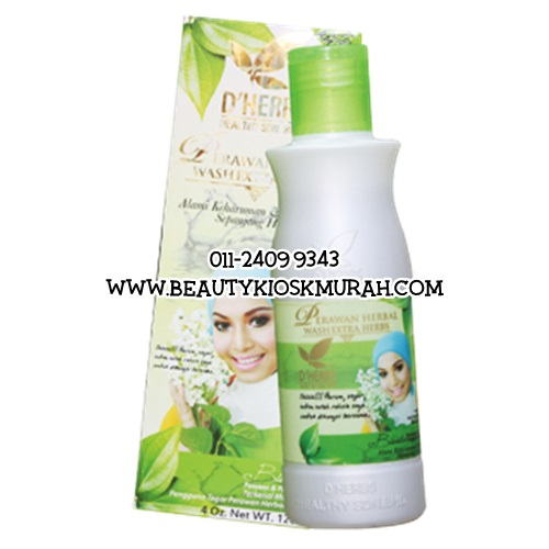 Perawan Herbal Wash (Extra Herbs) D'Herbs