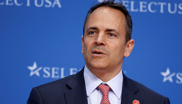 Kentucky Abortion Bill -- Governor Matt Bevin Signs Law Prohibiting Eugenics-Based Abortions