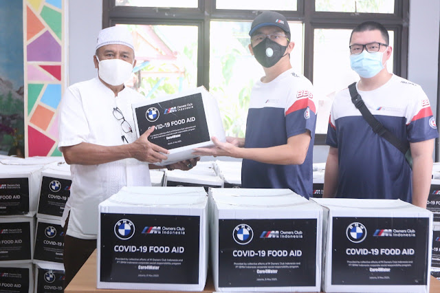 CSR BMW M Owners Club Indonesia (MOCI)
