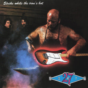 Riddle Of SteeL - MetaL Music: 27 North - Strike While The
