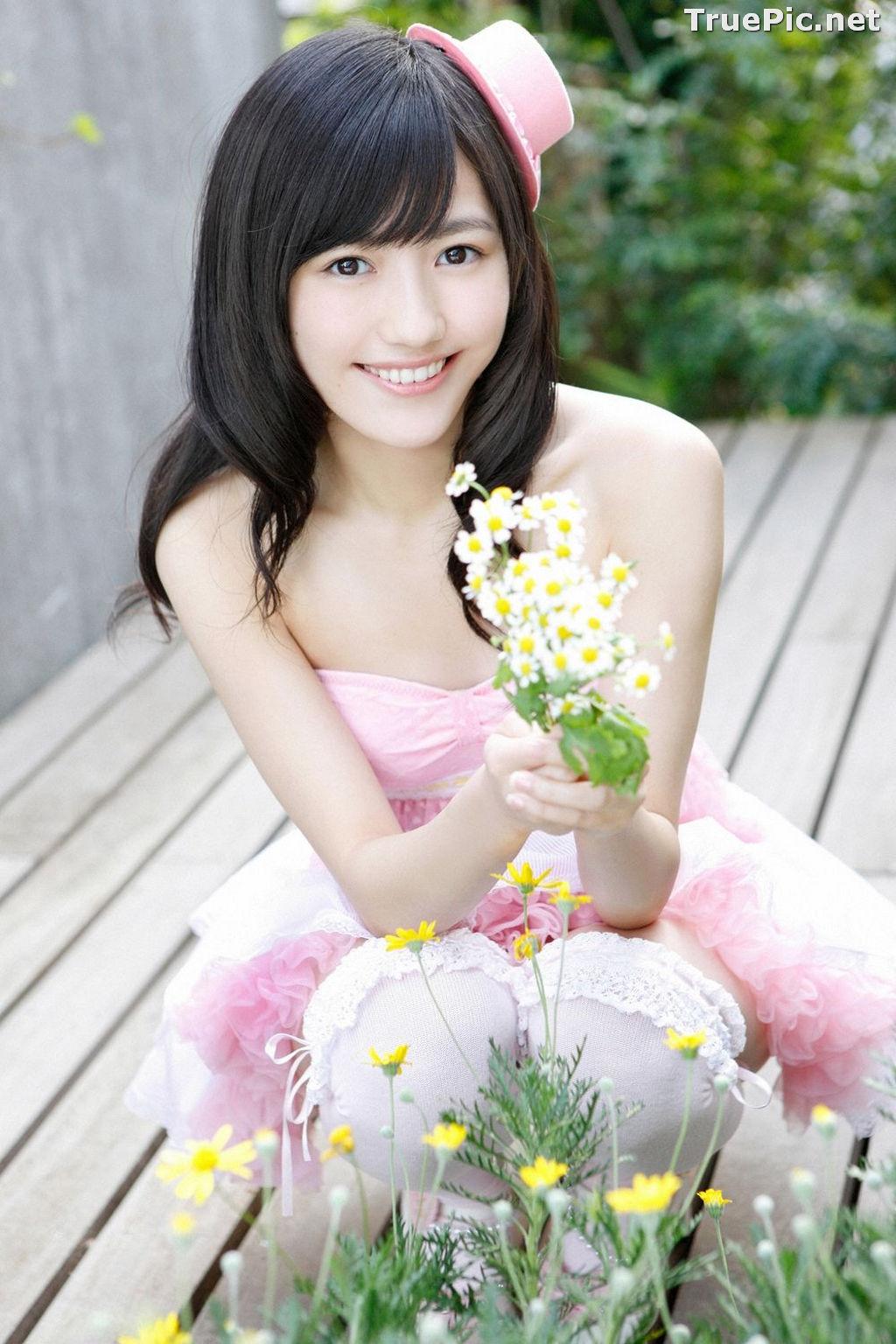 Image [YS Web] Vol.531 - Japanese Idol Girl Group (AKB48) - Mayu Watanabe - TruePic.net - Picture-4