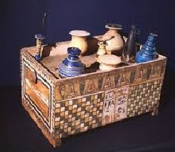 Ancient Egyptian Cosmetics