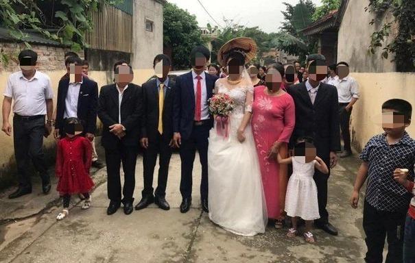 Một gia đình ở Thanh Hóa tổ chức đám cưới bất chấp chỉ thị cách ly của Thủ tướng