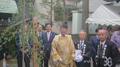 原町田母智丘神社