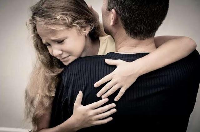Он защитил свою дочь