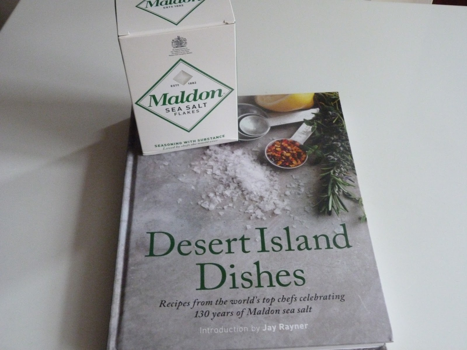 Given To Distracting Others: Desert Island Dishes Maldon