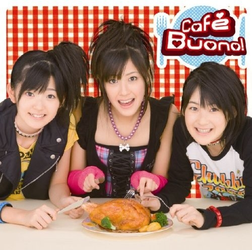 [Lirik] Buono! - Rock no Kamisama (Terjemahan Indonesia)