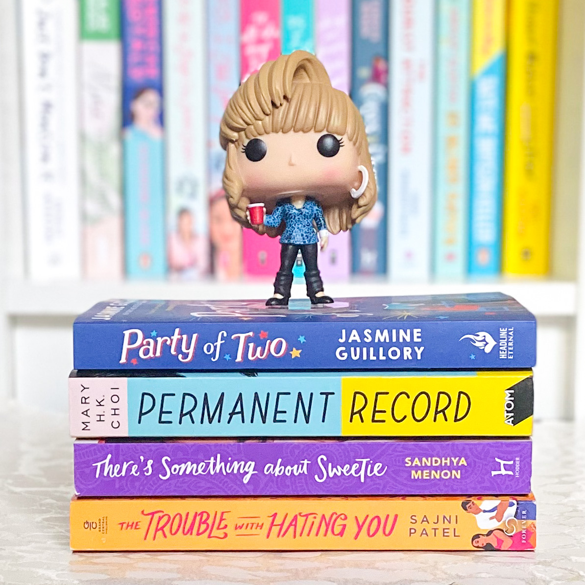 Recent Reads #21: Everything I've Read So Far in August