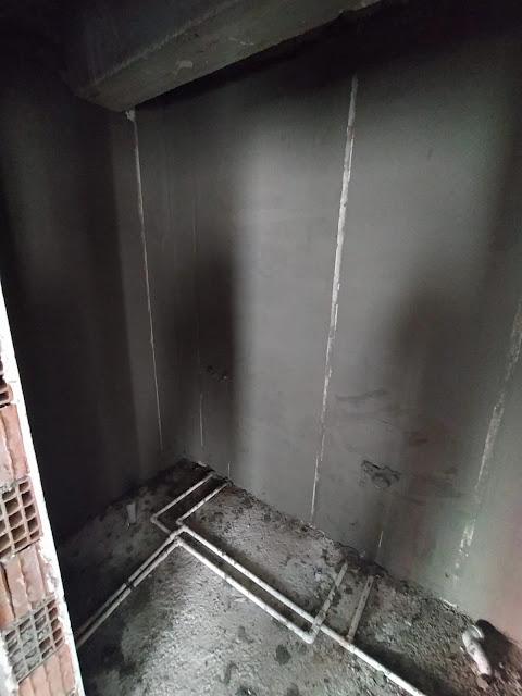 banyolarda ve ıslak hacimlerde çelik sıva uygulaması