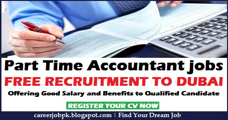 Accountant jobs in Dubai