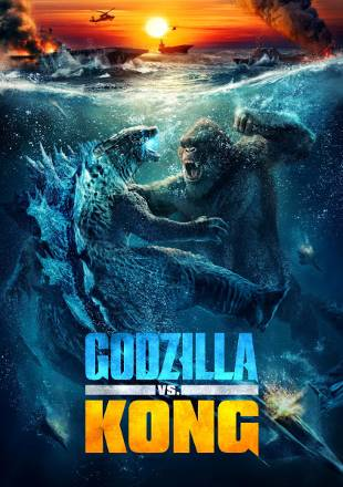 Godzilla Vs. Kong 2021 HDRip 720p Hindi-English