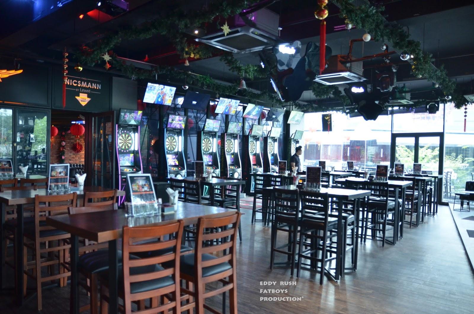 Friendscino Restaurant Bar Trec Kl