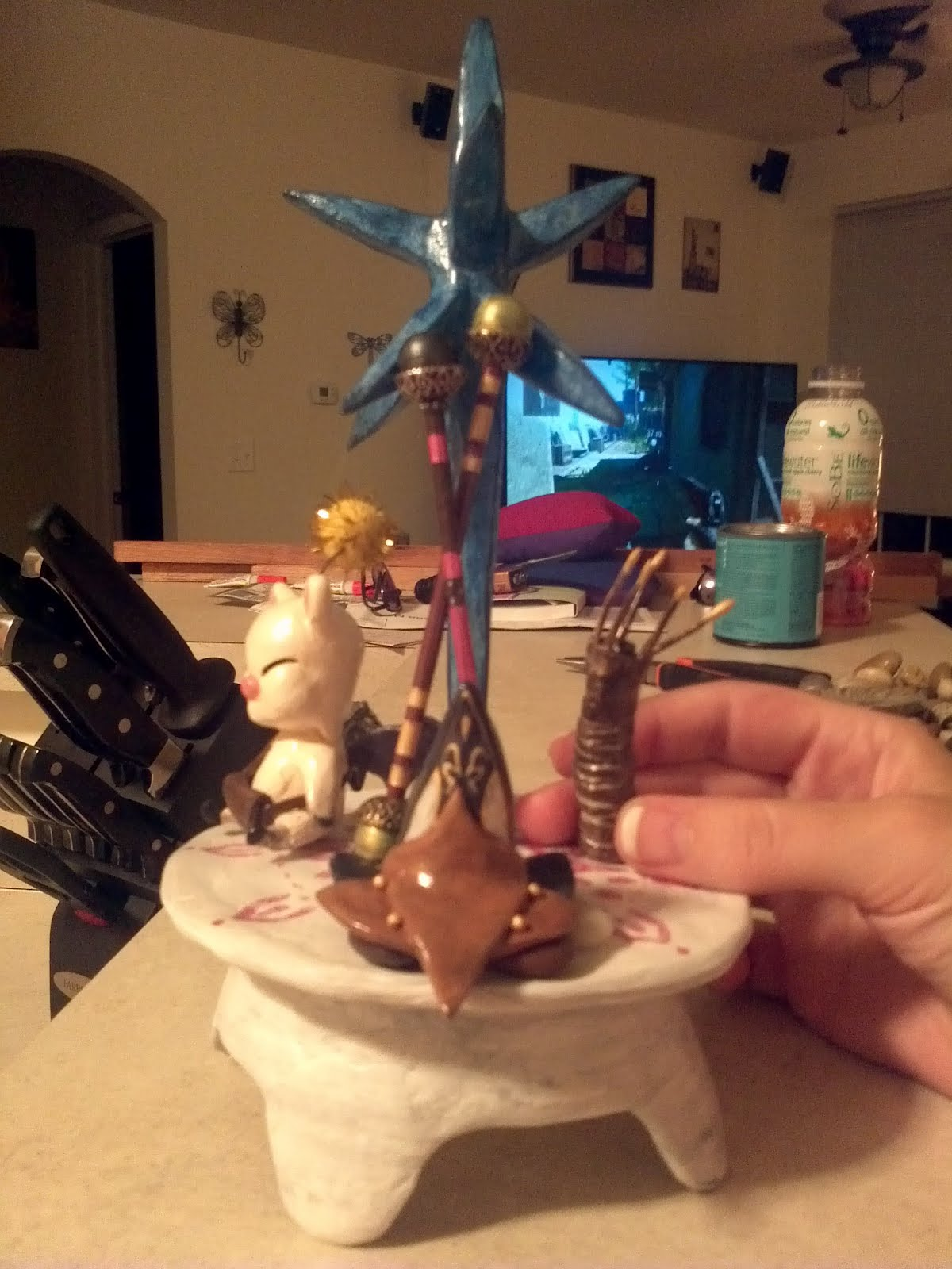 final fantasy wedding cake toppers whittle me that xi wedding cake topper 14247