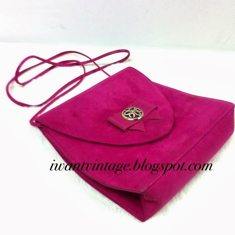 I Want Vintage Vintage Designer Handbags Charles