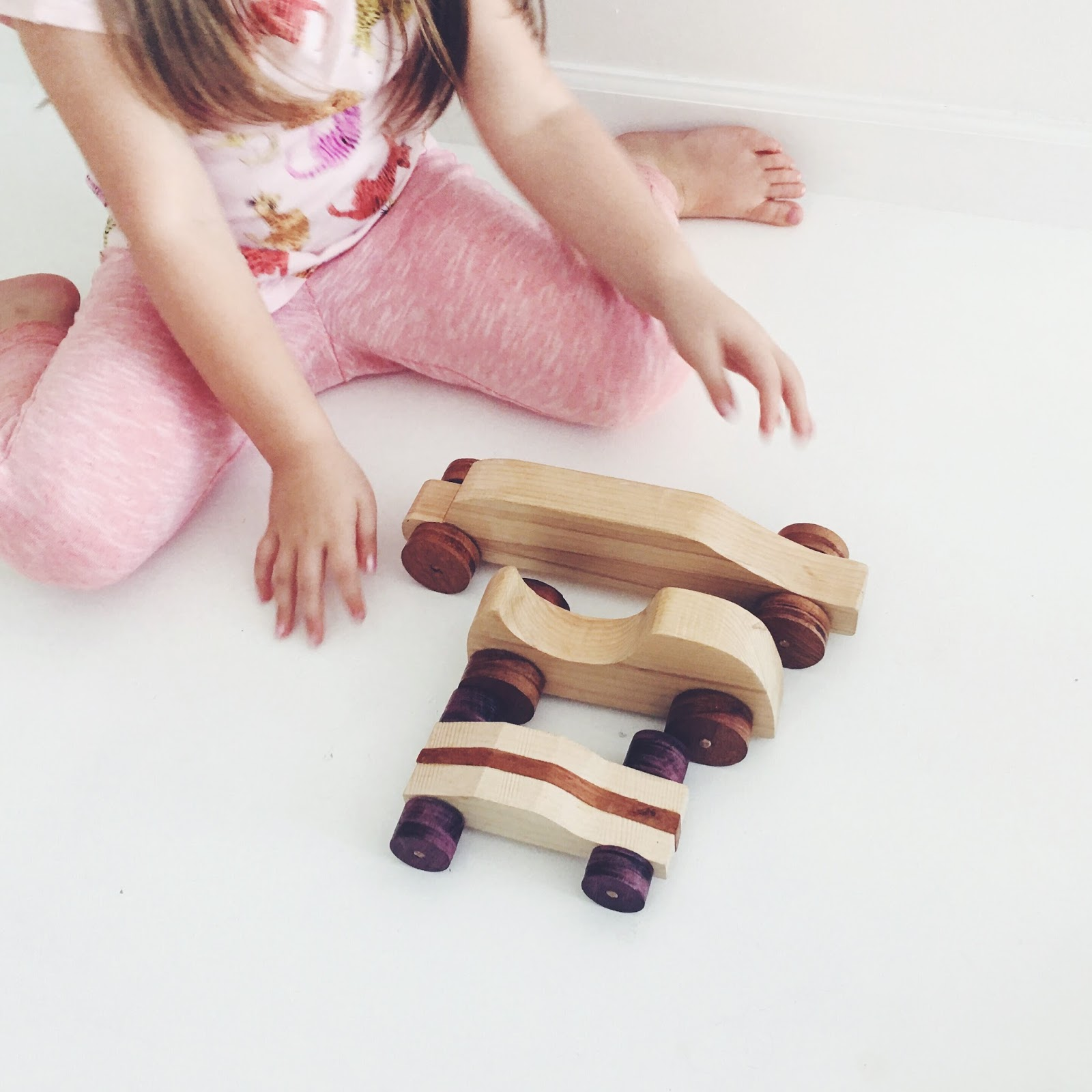 WOODEN TOYS FOR LITTLE ONES