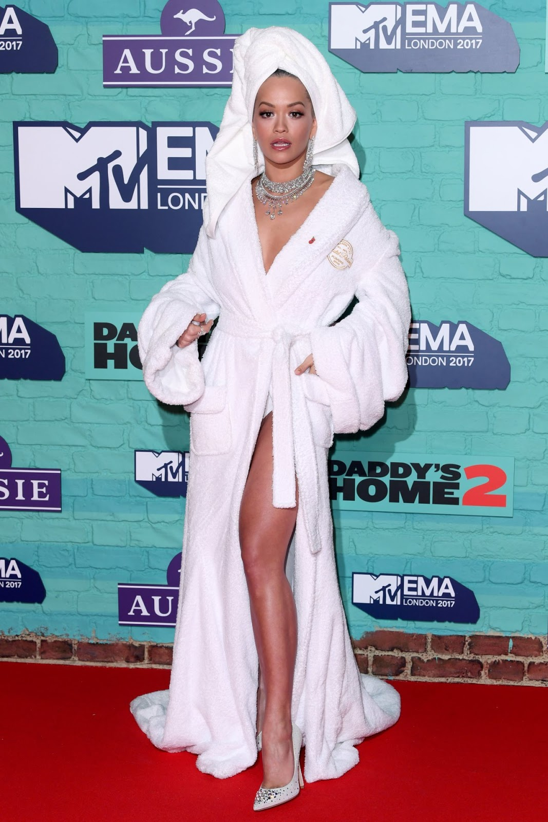 Rita Ora – MTV Europe Music Awards in London