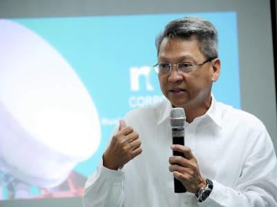 Rodolfo Pantoja, Now Telecom President