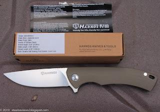 Harnds Talisman CK9168 tan