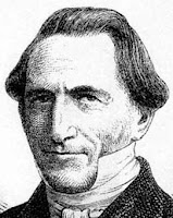 Dr. Friedrich Julius Stahl, Jewish convert to Christianity, to Lutheranism