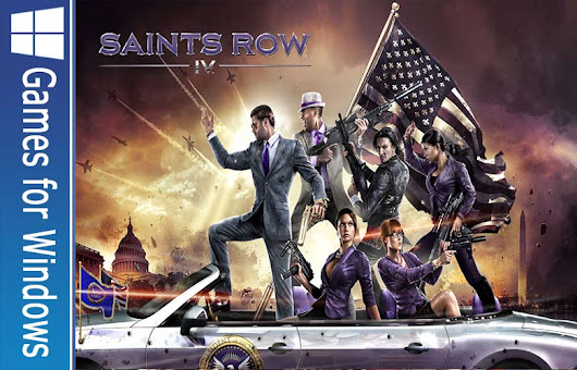 Saints Row IV Game of the Century Edition - Free Download