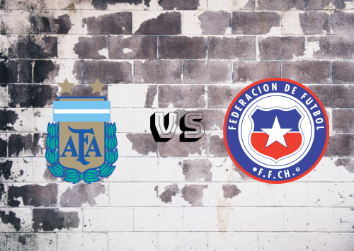 Argentina vs Chile  Resumen y Partido Completo