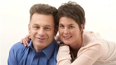 chris packham wife