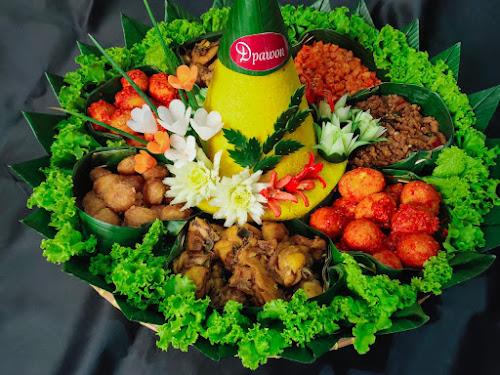 Pesan Nasi Tumpeng daerah Jakarta Barat