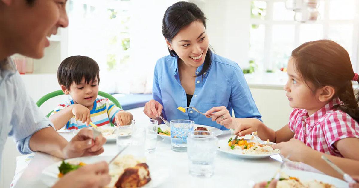 Đảm bảo dinh dưỡng cho bé