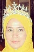 diamond tiara pahang malaysia queen tengku ampuan azizah