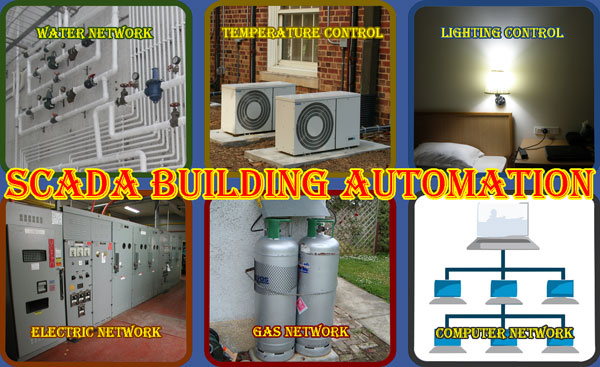 6 SCADA Building Automation