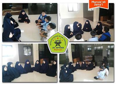 Aktivitas Murojaah SDIT Al Afiyah