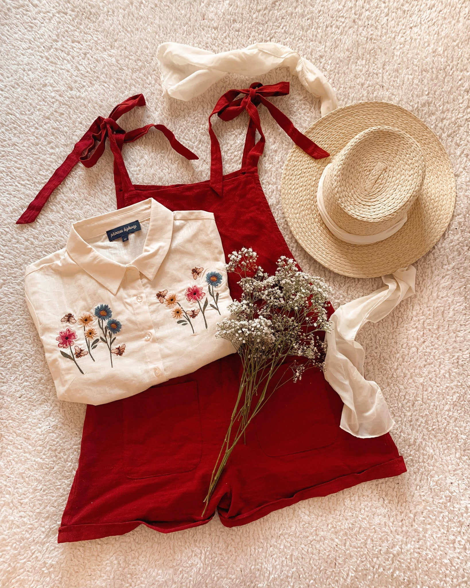 Spring Outfits Cottage Core