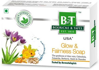 B & T Glow and Fairness Soap